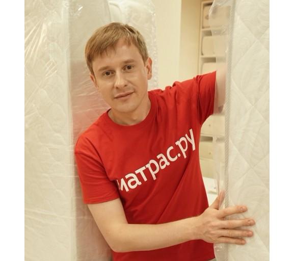 Директор магазина Матрас.ру Евгений Тарасов