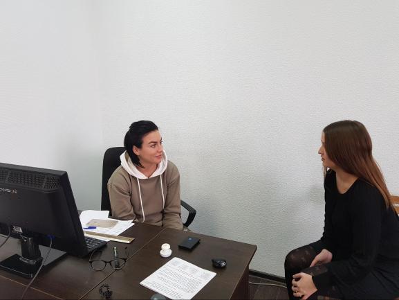 В рамках собеседования Ольга предлагала кандидатам решить нестандартные кейсы.
